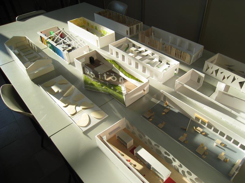 técnico superior de artes plásticas y diseño en proyectos y